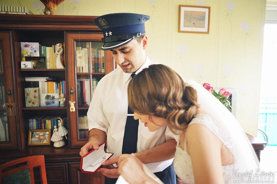 Ślub Agnieszki i Grzegorza - fotografia ślubna Gdańsk, Hotel Otomin - 5.