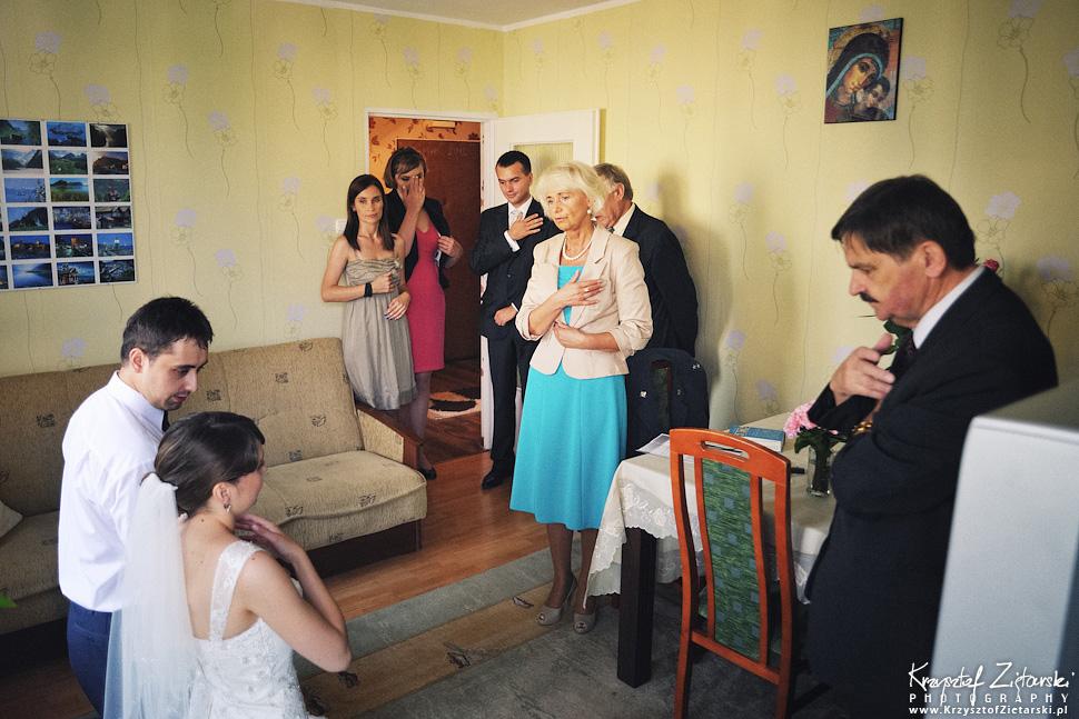 Ślub Agnieszki i Grzegorza - fotografia ślubna Gdańsk, Hotel Otomin - 8.