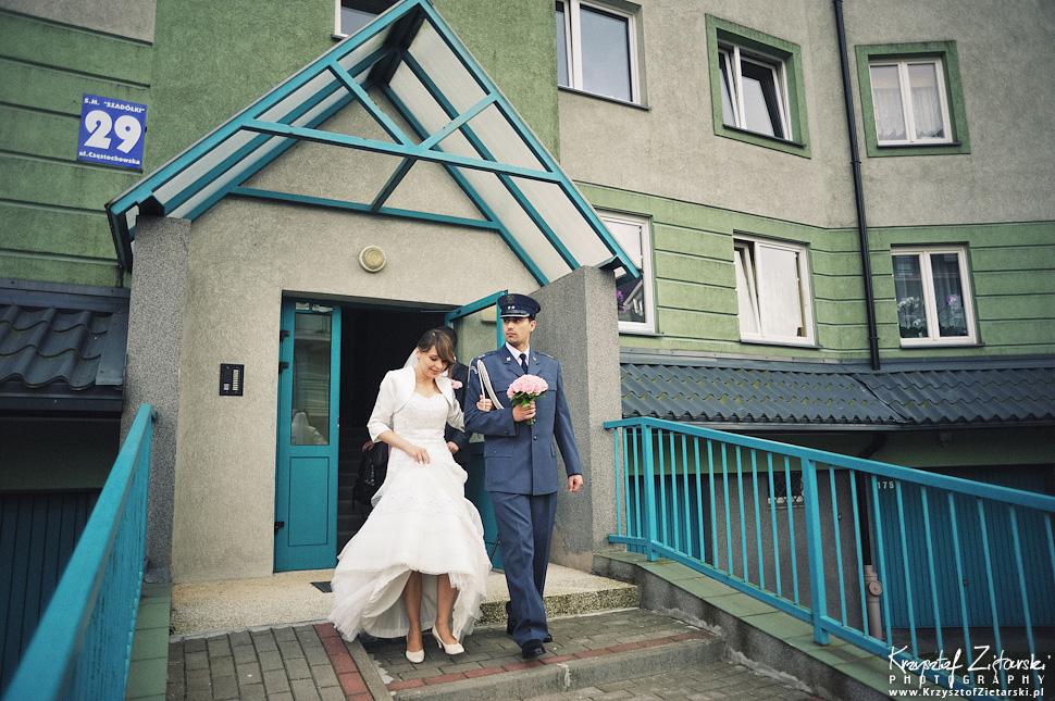 Ślub Agnieszki i Grzegorza - fotografia ślubna Gdańsk, Hotel Otomin - 11.