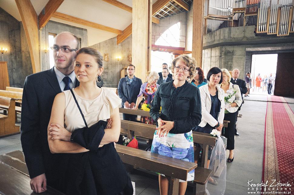 Ślub Agnieszki i Grzegorza - fotografia ślubna Gdańsk, Hotel Otomin - 41.