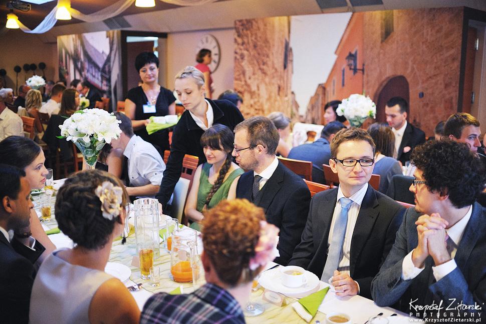 Ślub Agnieszki i Grzegorza - fotografia ślubna Gdańsk, Hotel Otomin - 60.