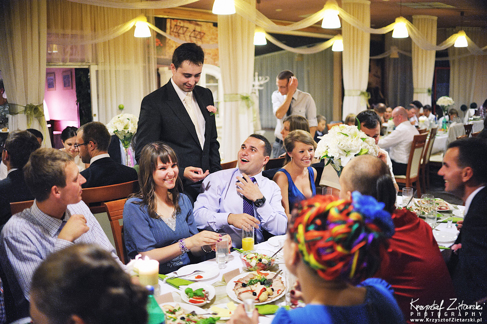 Ślub Agnieszki i Grzegorza - fotografia ślubna Gdańsk, Hotel Otomin - 81.