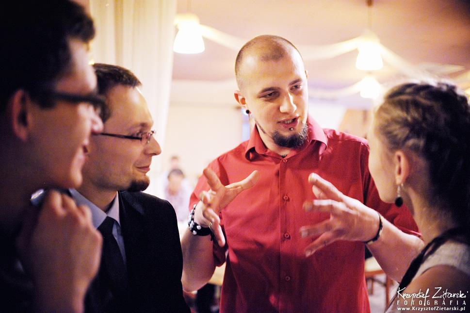 Ślub Agnieszki i Grzegorza - fotografia ślubna Gdańsk, Hotel Otomin - 110.