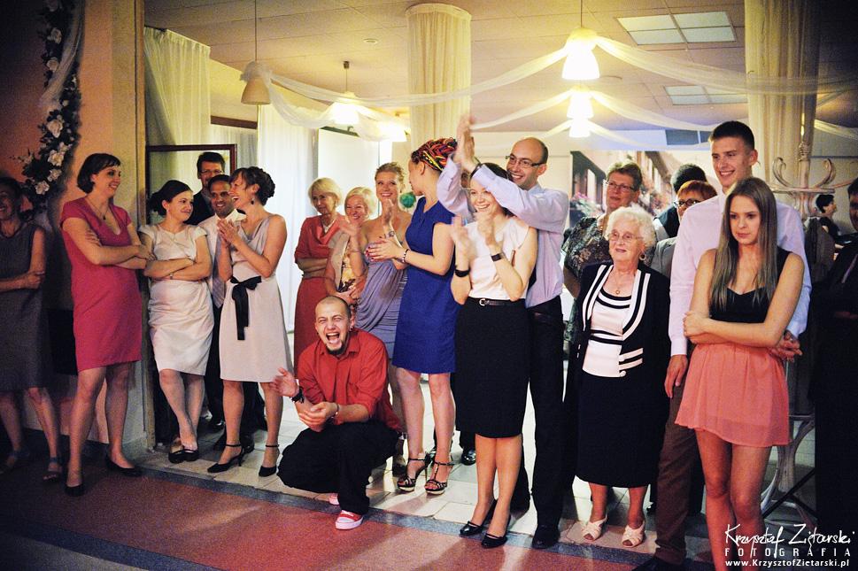 Ślub Agnieszki i Grzegorza - fotografia ślubna Gdańsk, Hotel Otomin - 119.