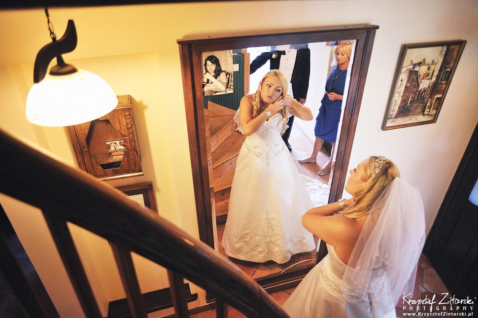 Ślub Marty i Dave'a - ślub polsko-angielski w Gdańsku, fotografia ślubna Gdańsk, Villa Eva - 6.