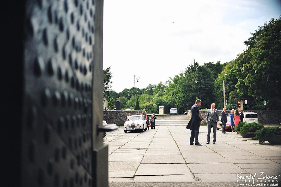 Ślub Marty i Dave'a - ślub polsko-angielski w Gdańsku, fotografia ślubna Gdańsk, Villa Eva - 11.