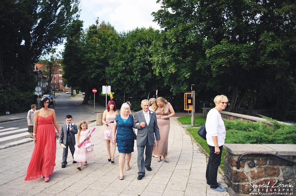 Ślub Marty i Dave'a - ślub polsko-angielski w Gdańsku, fotografia ślubna Gdańsk, Villa Eva - 13.