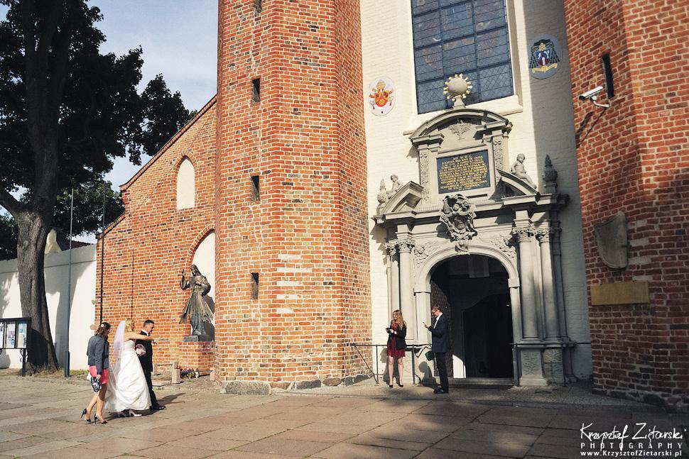 Ślub Marty i Dave'a - ślub polsko-angielski w Gdańsku, fotografia ślubna Gdańsk, Villa Eva - 16.