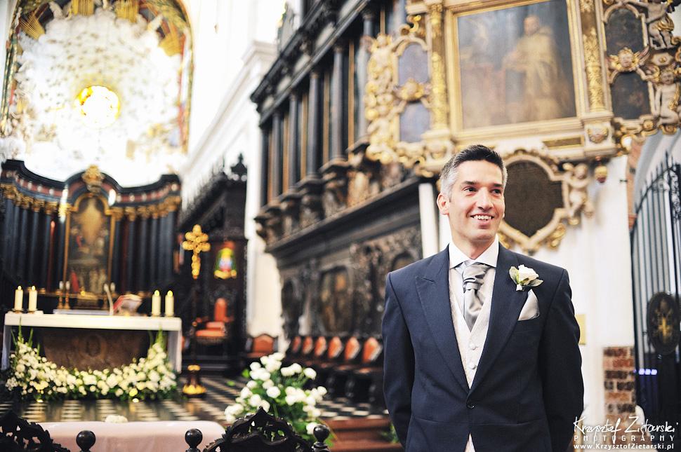 Ślub Marty i Dave'a - ślub polsko-angielski w Gdańsku, fotografia ślubna Gdańsk, Villa Eva - 18.