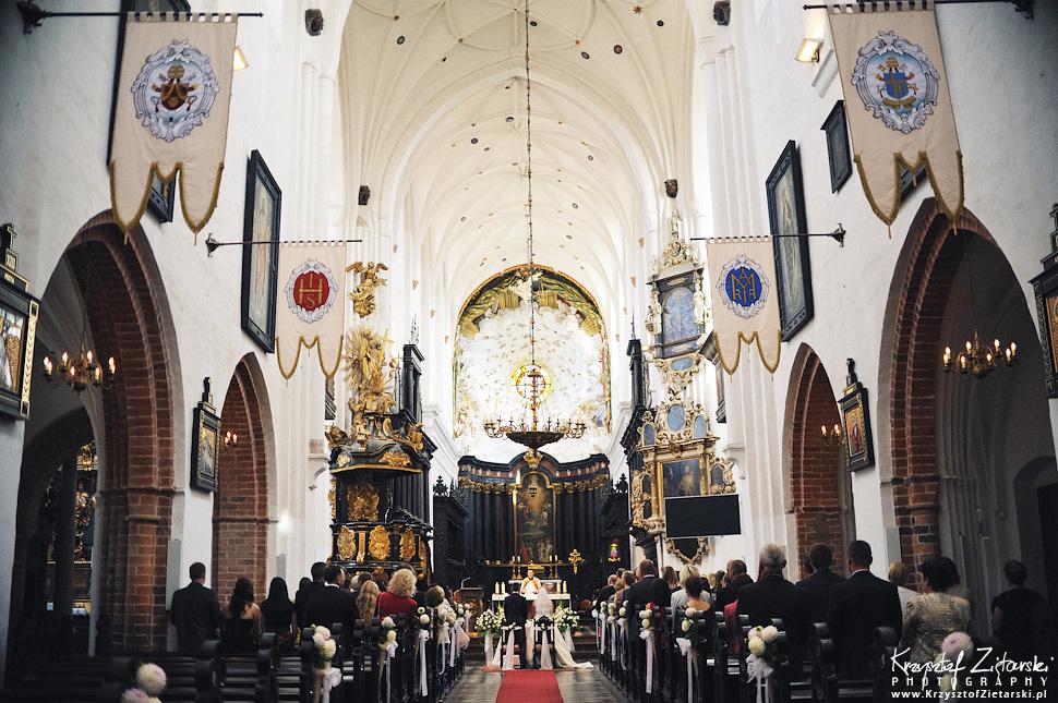 Ślub Marty i Dave'a - ślub polsko-angielski w Gdańsku, fotografia ślubna Gdańsk, Villa Eva - 21.