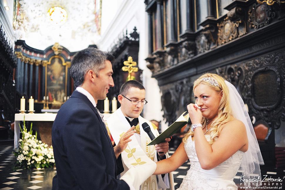 Ślub Marty i Dave'a - ślub polsko-angielski w Gdańsku, fotografia ślubna Gdańsk, Villa Eva - 25.