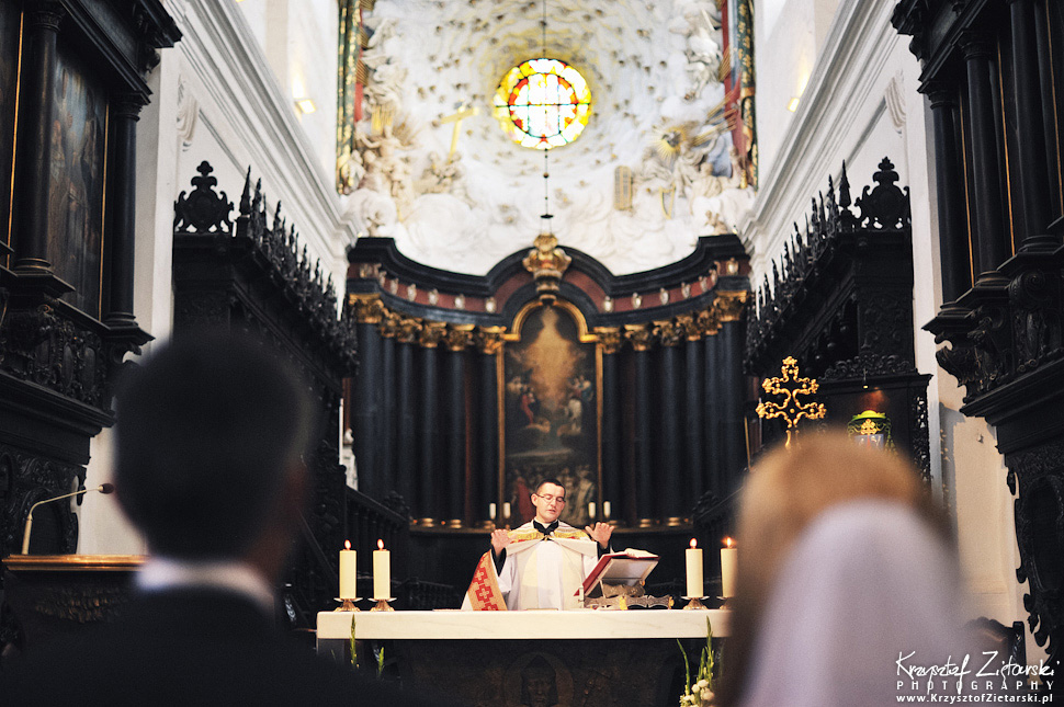 Ślub Marty i Dave'a - ślub polsko-angielski w Gdańsku, fotografia ślubna Gdańsk, Villa Eva - 33.