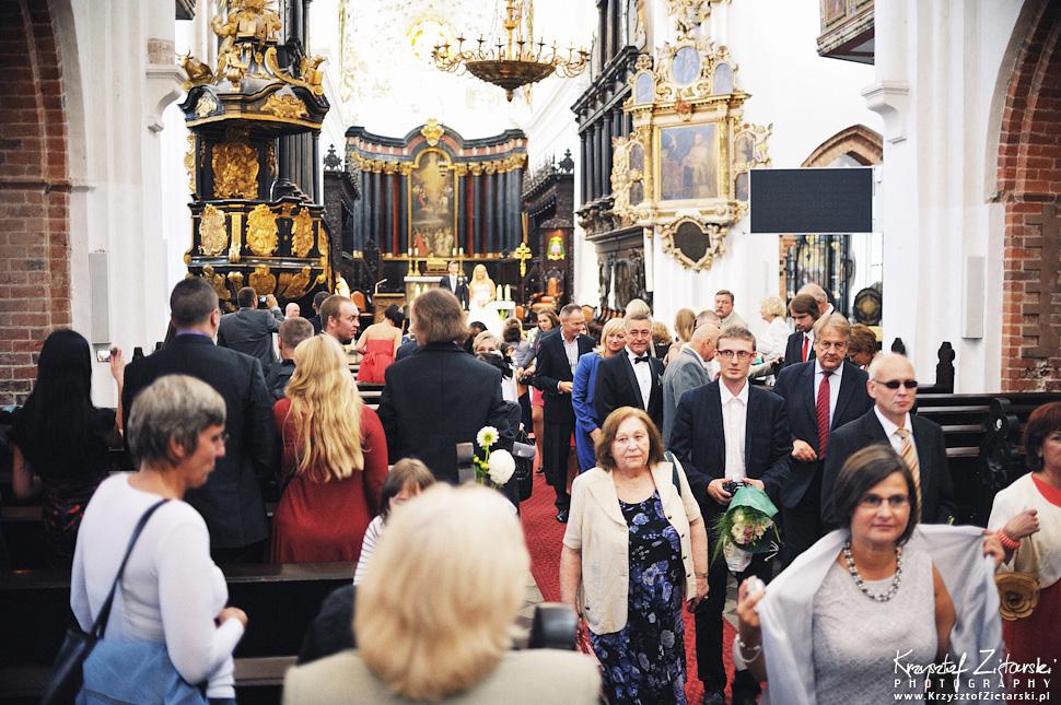 Ślub Marty i Dave'a - ślub polsko-angielski w Gdańsku, fotografia ślubna Gdańsk, Villa Eva - 35.