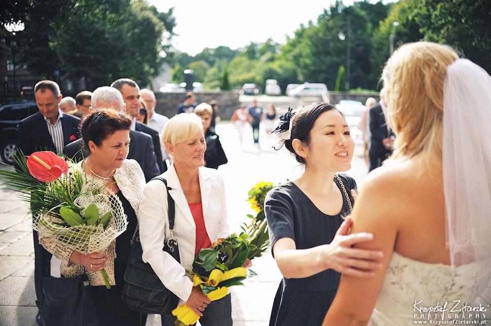 Ślub Marty i Dave'a - ślub polsko-angielski w Gdańsku, fotografia ślubna Gdańsk, Villa Eva - 39.