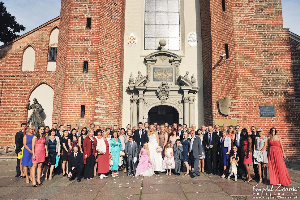 Ślub Marty i Dave'a - ślub polsko-angielski w Gdańsku, fotografia ślubna Gdańsk, Villa Eva - 40.