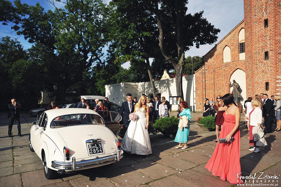 Ślub Marty i Dave'a - ślub polsko-angielski w Gdańsku, fotografia ślubna Gdańsk, Villa Eva - 41.