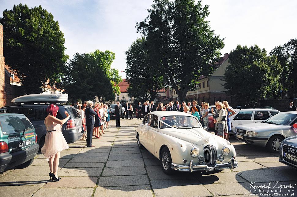 Ślub Marty i Dave'a - ślub polsko-angielski w Gdańsku, fotografia ślubna Gdańsk, Villa Eva - 42.