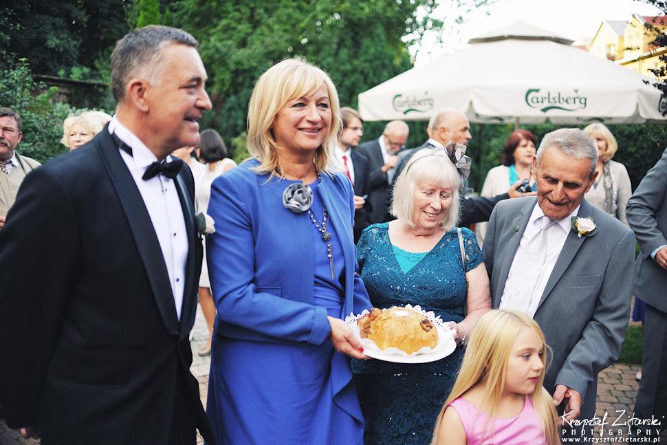 Ślub Marty i Dave'a - ślub polsko-angielski w Gdańsku, fotografia ślubna Gdańsk, Villa Eva - 45.