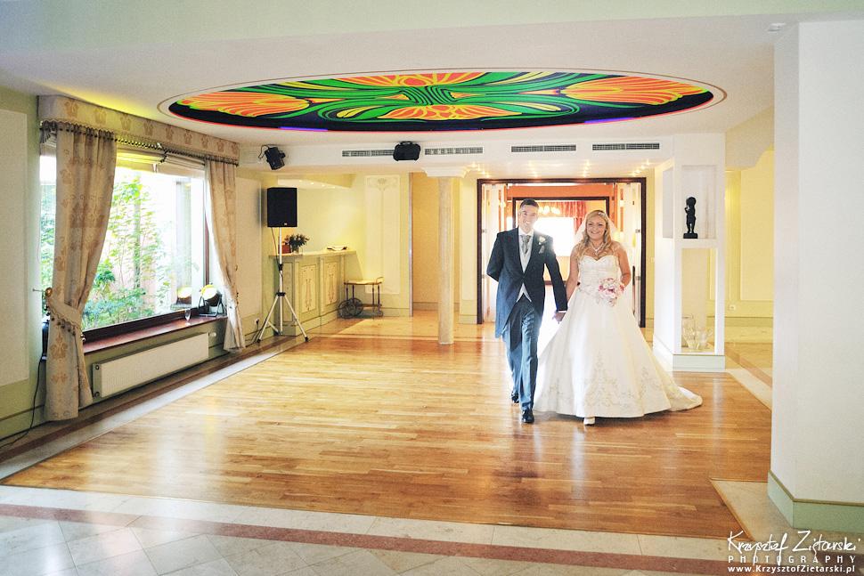 Ślub Marty i Dave'a - ślub polsko-angielski w Gdańsku, fotografia ślubna Gdańsk, Villa Eva - 48.