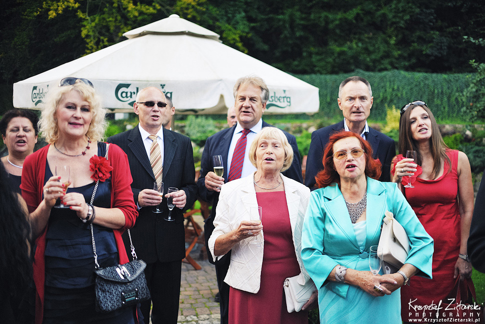 Ślub Marty i Dave'a - ślub polsko-angielski w Gdańsku, fotografia ślubna Gdańsk, Villa Eva - 51.