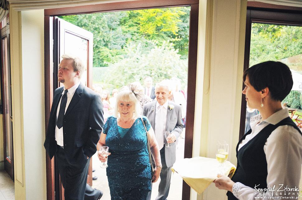 Ślub Marty i Dave'a - ślub polsko-angielski w Gdańsku, fotografia ślubna Gdańsk, Villa Eva - 53.