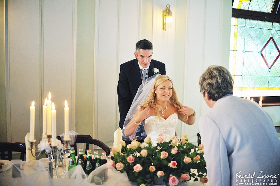Ślub Marty i Dave'a - ślub polsko-angielski w Gdańsku, fotografia ślubna Gdańsk, Villa Eva - 54.