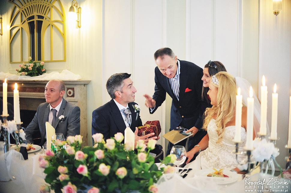Ślub Marty i Dave'a - ślub polsko-angielski w Gdańsku, fotografia ślubna Gdańsk, Villa Eva - 56.