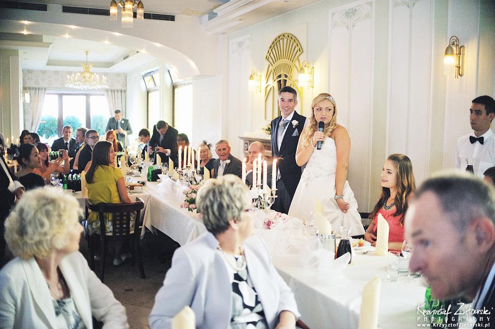 Ślub Marty i Dave'a - ślub polsko-angielski w Gdańsku, fotografia ślubna Gdańsk, Villa Eva - 57.