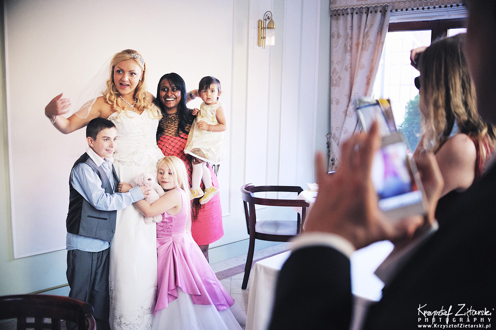 Ślub Marty i Dave'a - ślub polsko-angielski w Gdańsku, fotografia ślubna Gdańsk, Villa Eva - 66.