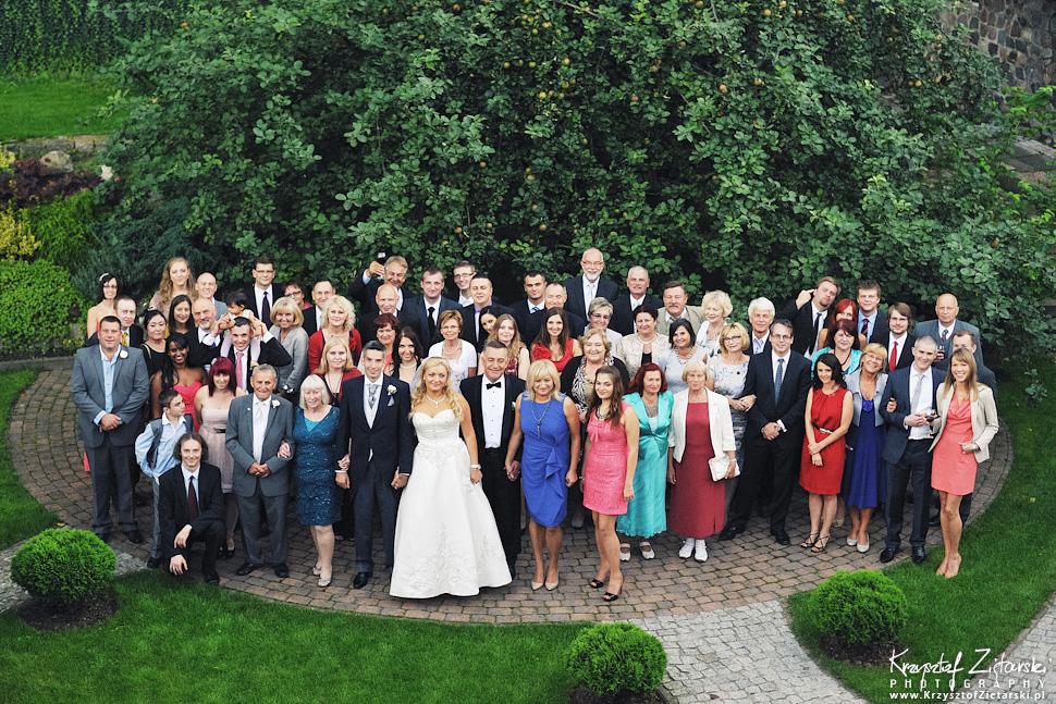 Ślub Marty i Dave'a - ślub polsko-angielski w Gdańsku, fotografia ślubna Gdańsk, Villa Eva - 72.