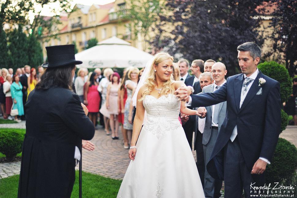 Ślub Marty i Dave'a - ślub polsko-angielski w Gdańsku, fotografia ślubna Gdańsk, Villa Eva - 73.
