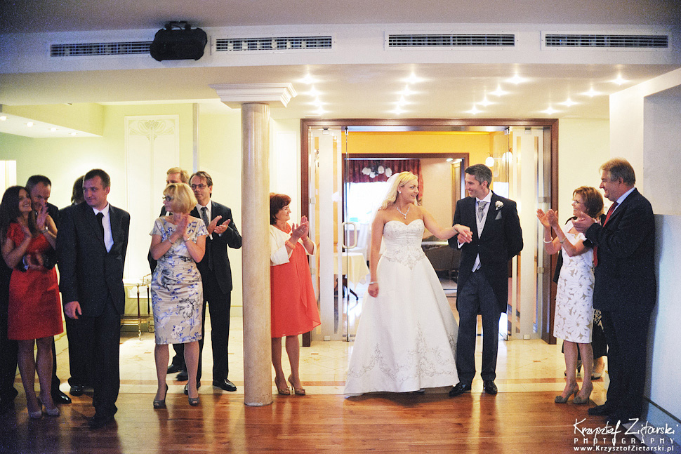 Ślub Marty i Dave'a - ślub polsko-angielski w Gdańsku, fotografia ślubna Gdańsk, Villa Eva - 78.