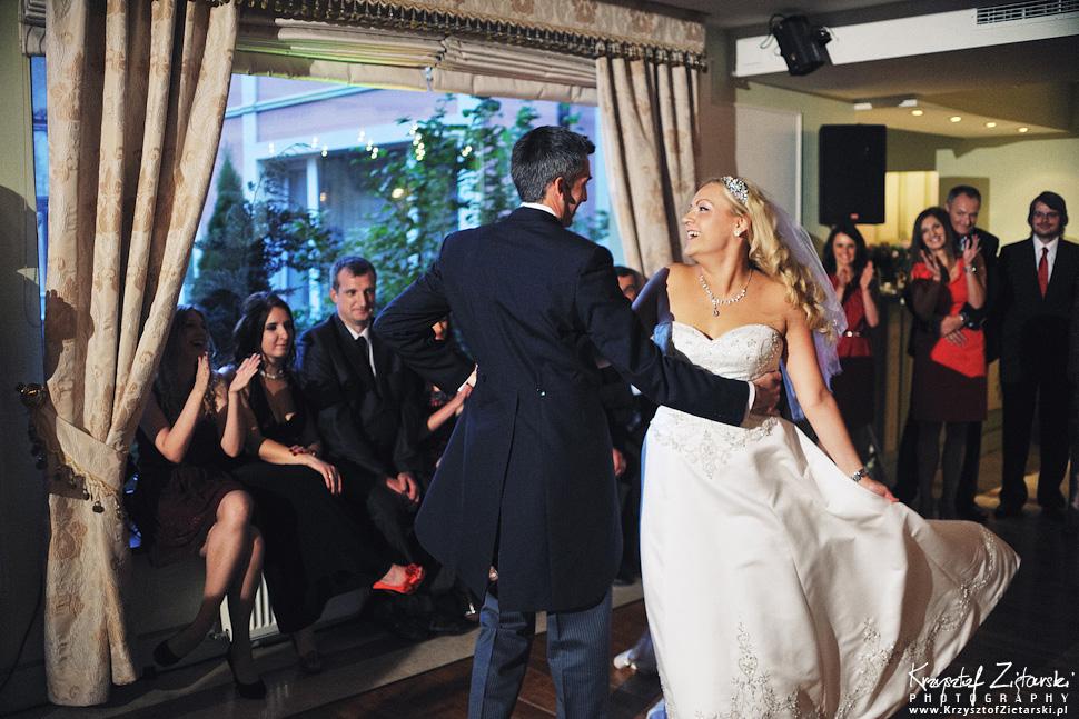 Ślub Marty i Dave'a - ślub polsko-angielski w Gdańsku, fotografia ślubna Gdańsk, Villa Eva - 79.