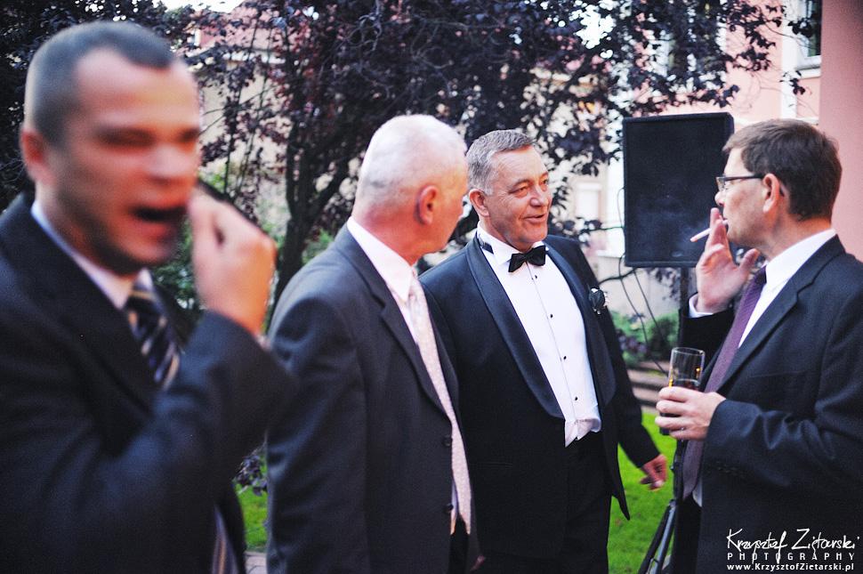 Ślub Marty i Dave'a - ślub polsko-angielski w Gdańsku, fotografia ślubna Gdańsk, Villa Eva - 84.