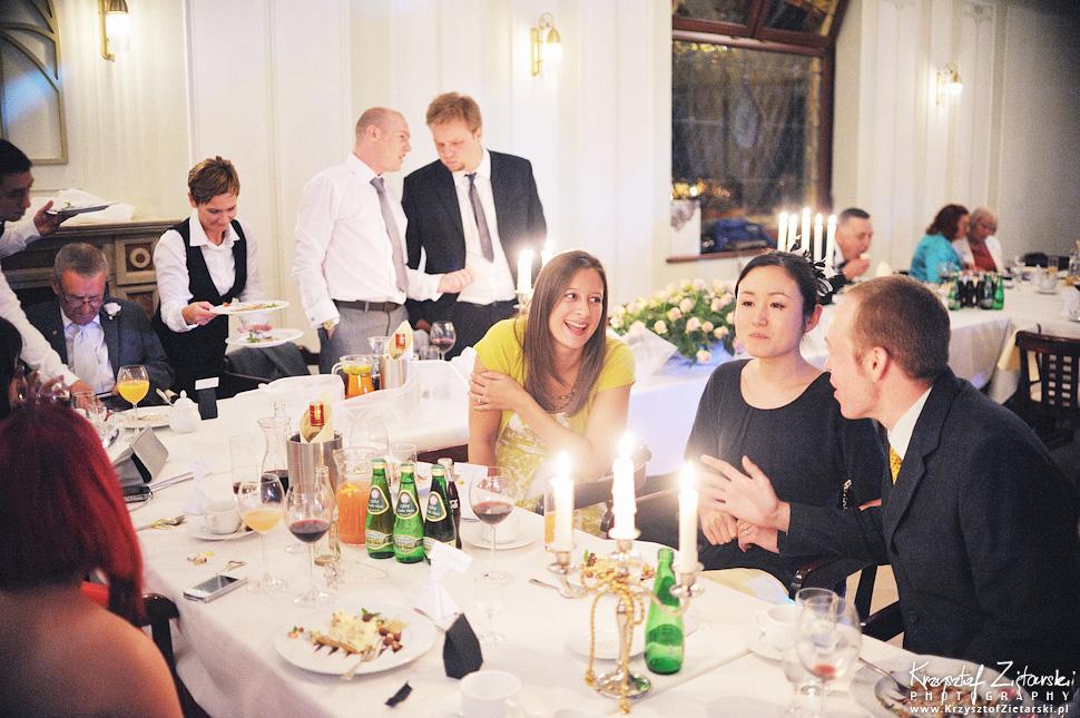 Ślub Marty i Dave'a - ślub polsko-angielski w Gdańsku, fotografia ślubna Gdańsk, Villa Eva - 88.