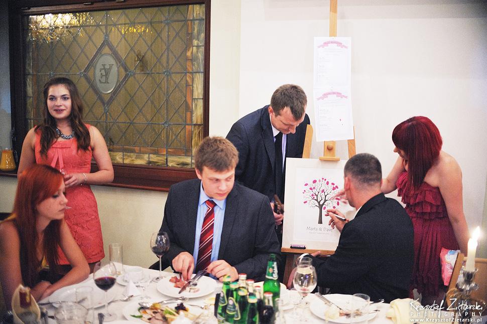 Ślub Marty i Dave'a - ślub polsko-angielski w Gdańsku, fotografia ślubna Gdańsk, Villa Eva - 98.