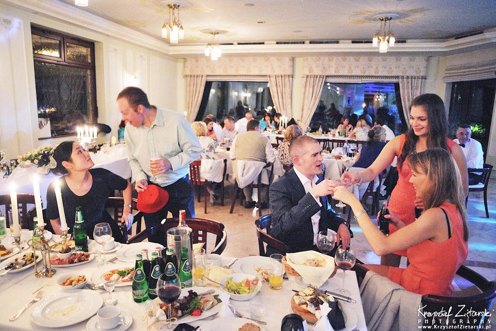 Ślub Marty i Dave'a - ślub polsko-angielski w Gdańsku, fotografia ślubna Gdańsk, Villa Eva - 104.