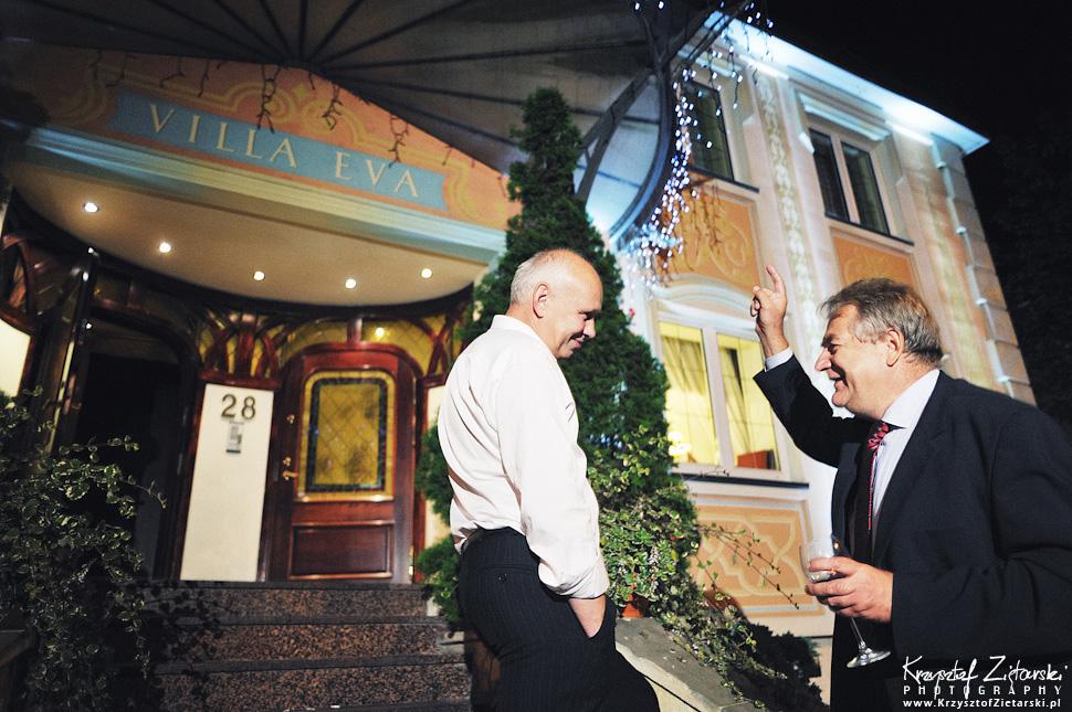 Ślub Marty i Dave'a - ślub polsko-angielski w Gdańsku, fotografia ślubna Gdańsk, Villa Eva - 106.