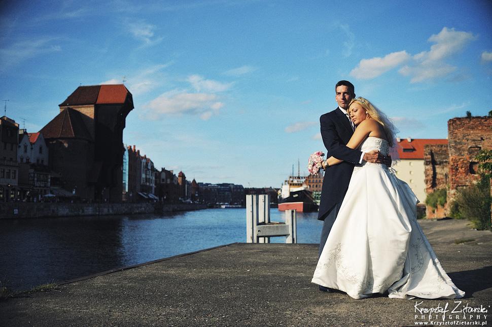 Ślub Marty i Dave'a - ślub polsko-angielski w Gdańsku, fotografia ślubna Gdańsk, Villa Eva - 122.
