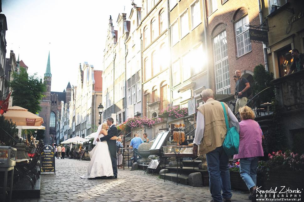 Ślub Marty i Dave'a - ślub polsko-angielski w Gdańsku, fotografia ślubna Gdańsk, Villa Eva - 123.