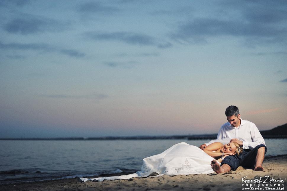 Ślub Marty i Dave'a - ślub polsko-angielski w Gdańsku, fotografia ślubna Gdańsk, Villa Eva - 133.