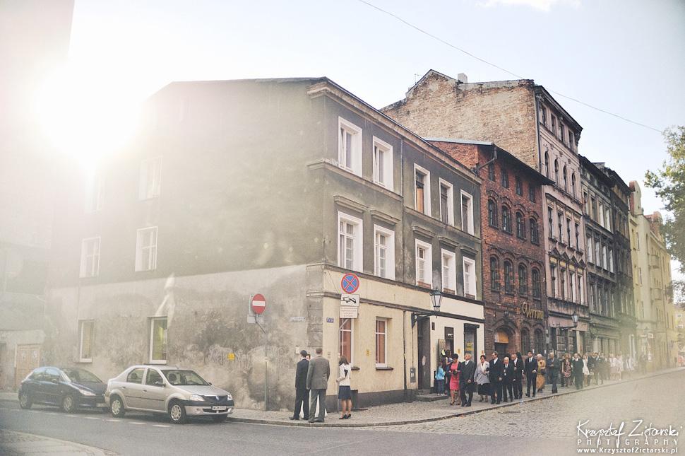 Ślub Kamili i Łukasza - fotografia ślubna Toruń, wesele Hotel 1231, Kościół św.Jakuba - 39.