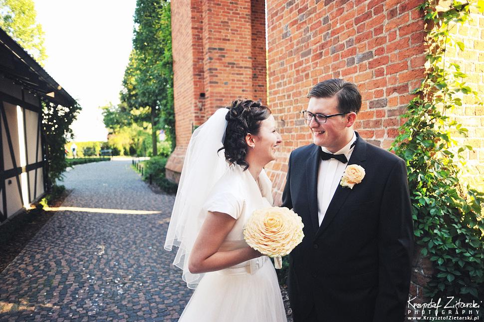 Ślub Kamili i Łukasza - fotografia ślubna Toruń, wesele Hotel 1231, Kościół św.Jakuba - 47.