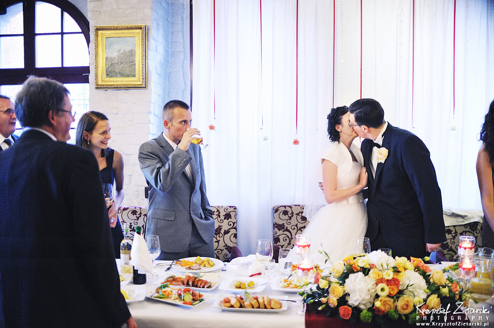 Ślub Kamili i Łukasza - fotografia ślubna Toruń, wesele Hotel 1231, Kościół św.Jakuba - 53.