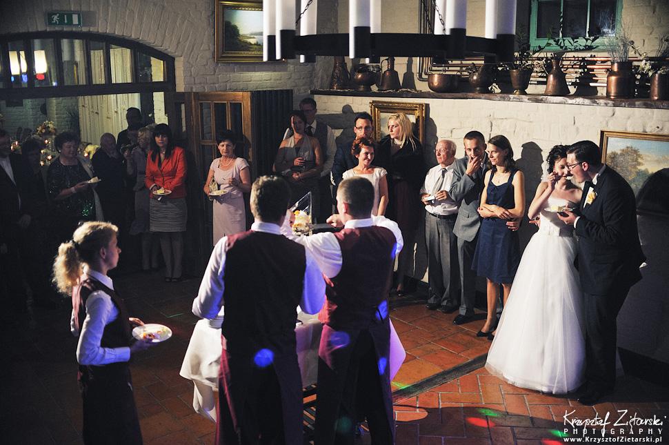 Ślub Kamili i Łukasza - fotografia ślubna Toruń, wesele Hotel 1231, Kościół św.Jakuba - 92.