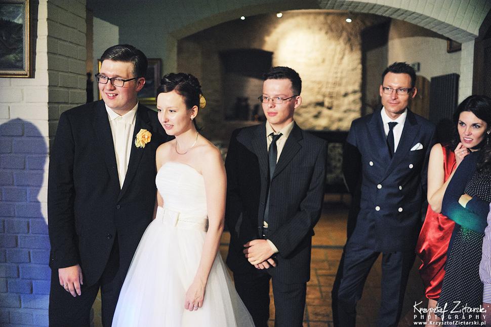 Ślub Kamili i Łukasza - fotografia ślubna Toruń, wesele Hotel 1231, Kościół św.Jakuba - 118.