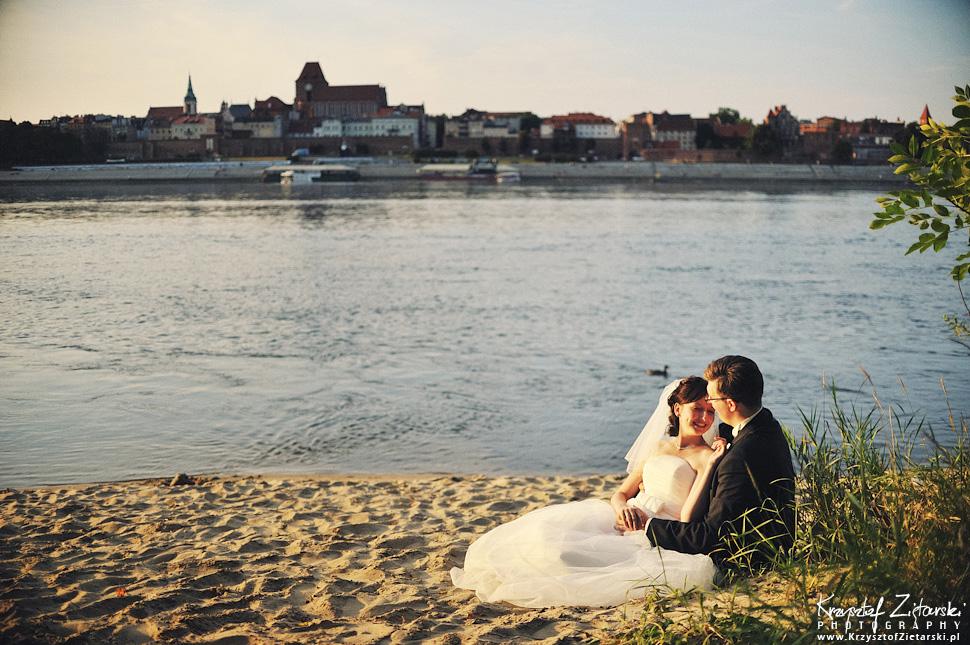 Ślub Kamili i Łukasza - fotografia ślubna Toruń, wesele Hotel 1231, Kościół św.Jakuba - 134.