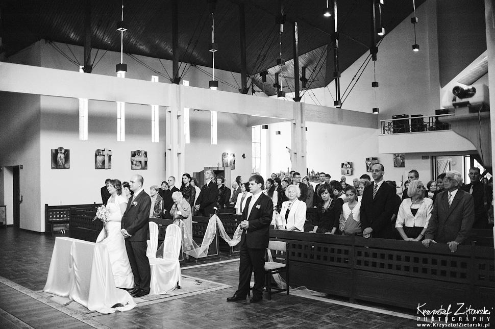 Ślub Doroty i Mateusza - fotografia ślubna Gdańsk, wesele Hotel Amber, ślub w Matemblewie - 19.
