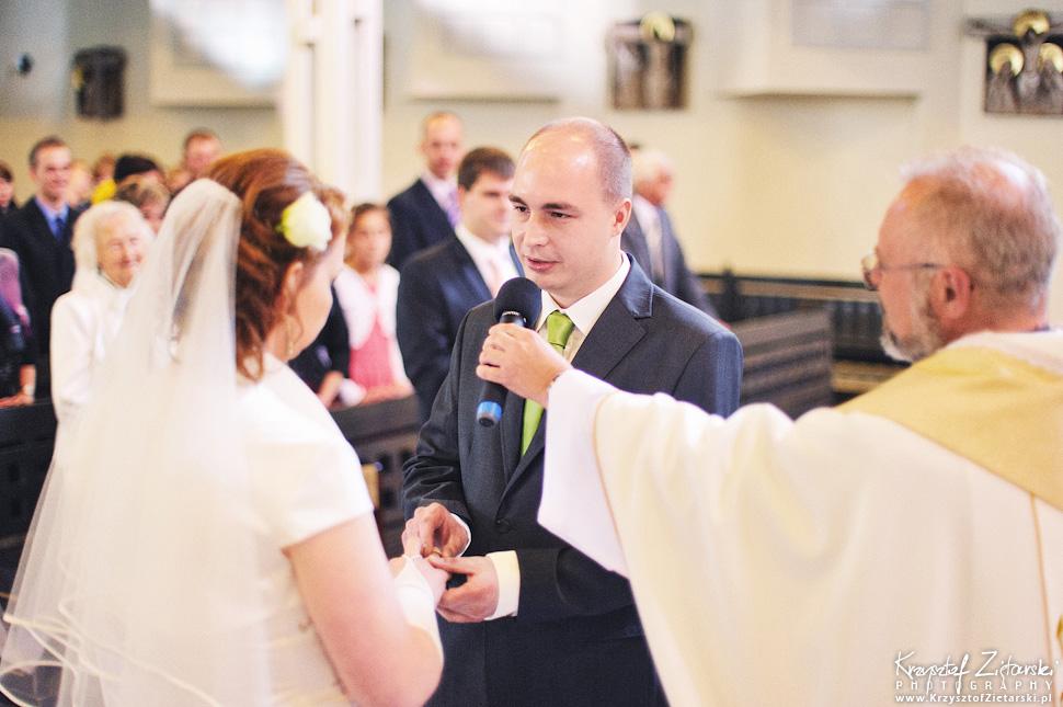 Ślub Doroty i Mateusza - fotografia ślubna Gdańsk, wesele Hotel Amber, ślub w Matemblewie - 28.