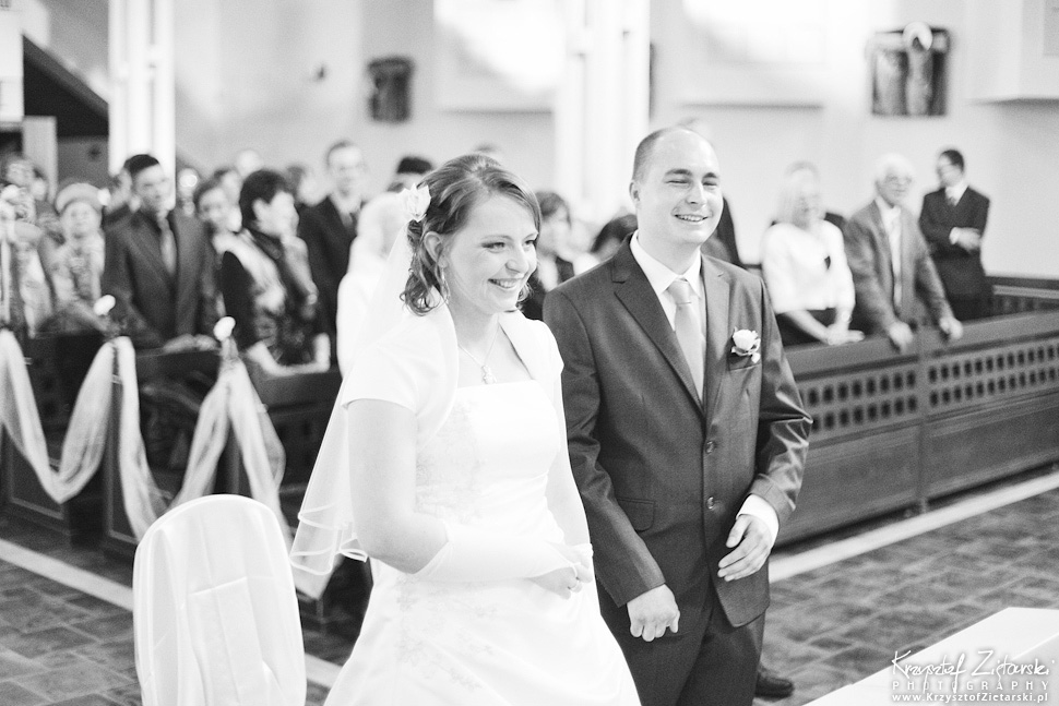 Ślub Doroty i Mateusza - fotografia ślubna Gdańsk, wesele Hotel Amber, ślub w Matemblewie - 30.